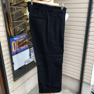 The Groovin High vintage 30s style Work pants 納品時期:9月〜10月