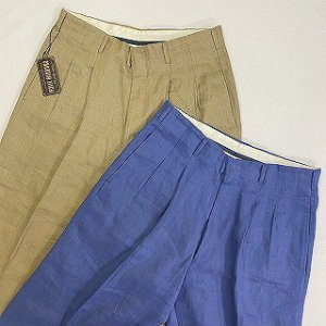 <img class='new_mark_img1' src='https://img.shop-pro.jp/img/new/icons14.gif' style='border:none;display:inline;margin:0px;padding:0px;width:auto;' />THE GROOVIN HIGH Vintage Style Linen Pants/
