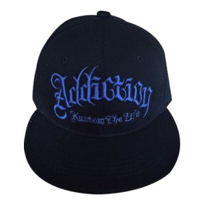 Addiction kustom The Life SNAP BACK BB CAP 3