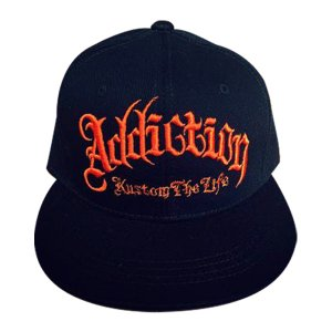 Addiction kustom The Life SNAP BACK BB CAP 4