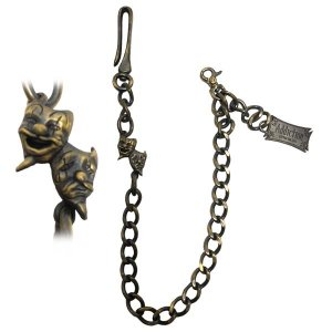 Addiction kustom the life / WALLET CHAIN - TWO FACE