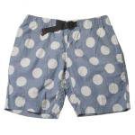 WILD THINGS × KATO DOT CLIMBING SHORT(INDIGO)<img class='new_mark_img2' src='//img.shop-pro.jp/img/new/icons49.gif' style='border:none;display:inline;margin:0px;padding:0px;width:auto;' />