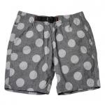 WILD THINGS × KATO DOT CLIMBING SHORT(BLACK)<img class='new_mark_img2' src='//img.shop-pro.jp/img/new/icons24.gif' style='border:none;display:inline;margin:0px;padding:0px;width:auto;' />