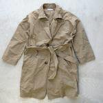 ORDINARY FITS(オーディナリーフィッツ) TRENCH COAT(BEIGE)<img class='new_mark_img2' src='//img.shop-pro.jp/img/new/icons49.gif' style='border:none;display:inline;margin:0px;padding:0px;width:auto;' />