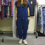 ALTERNATIVE(オルタナティブ) [Women's] TAMA ROMPER(INDIGO)<img class='new_mark_img2' src='//img.shop-pro.jp/img/new/icons49.gif' style='border:none;display:inline;margin:0px;padding:0px;width:auto;' />