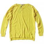 indi&cold(インディ&コールド) YELLOW L/S KNIT<img class='new_mark_img2' src='//img.shop-pro.jp/img/new/icons49.gif' style='border:none;display:inline;margin:0px;padding:0px;width:auto;' />
