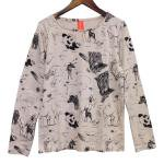 PESQUEIRA(ペスケーラ) ANIMALS PT ALFAJOR L/S TEE