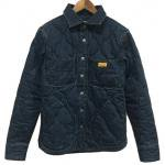 NATAL DESIGN(ネイタルデザイン) [Unisex] Quilted Shirts2 (DENIM)
