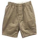 ORDINARY FITS(オーディナリーフィッツ) [Unisex] TRAVEL SHORTS (BEIGE)