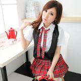 大きいサイズ☆AKB風♪アイドルミニスカ コスチューム