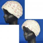 ターバン帽子(1点もの)