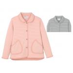 ハニカムニット 衿付きジャケット(婦人用)