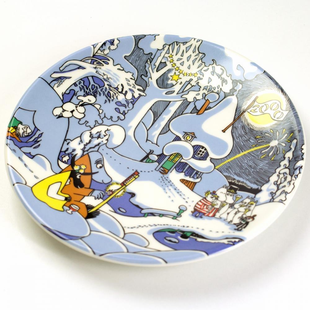クリスマスプレート C-4 Milennium wall plate「ミレニアム ウォールプレート」 1999-2000