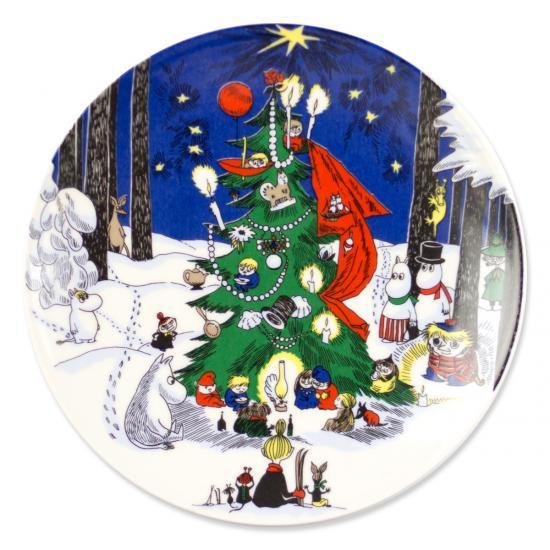 クリスマスプレート C-1 Christmas Plate「クリスマスプレート」 1992-96