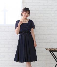 She's ドレス 6L〜7Lサイズ