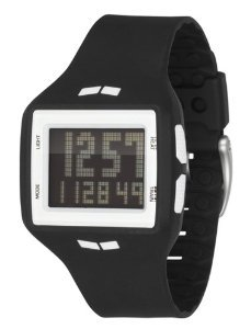Vestal(ベスタル)Helm Surf & Train Low Frequency Collection Stylish Watches Black/White/Negative