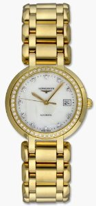 Longines(ロンジン)PrimaLuna Automatic 18kt Gold & Diamond Womens 30mm L8.113.7.87.6