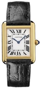 Cartier(カルティエ)NEW  TANK SOLO LADIES GOLD & STEEL W5200002