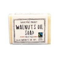 【パキスタン産ウォールナッツオイル使用】ウォールナッツオイルソープ