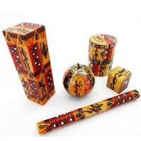Kapula アフリカキャンドル - ブッシュマン (種類により価格が異なります)