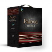 【南アフリカ共和国産】Palesa赤ワイン Shiraz (シラーズ)3L