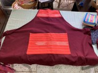 Thai Tribal Crafts カレン族 エプロン