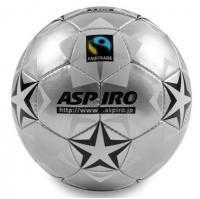 【パキスタン産】aspiroサッカーボール スター (3号球・5号球)