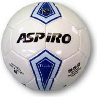 【パキスタン産】aspiroサッカーボール サンダーブルー 4号球
