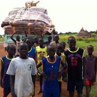 南スーダンこども&スポーツプログラム募金