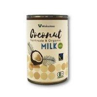 【スリランカ産】オーガニックココナッツミルク 400g