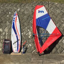 [USED] WindSUP® Complete Set Regatta 12'6 + 6.5�