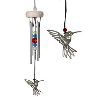 Woodstock Chime Fantasy-Hummingbird