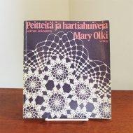 フィンランドで見つけたかぎ針編みの本/ Peitteita ja hartiahuiveja