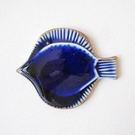 ARABIA/アラビア kala/カラ GOG 魚の陶板 ヒラメS