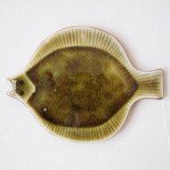 ARABIA/アラビア kala/カラ GOG 魚の陶板 ヒラメM