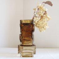 Pentti Sarpaneva / ペンティ・サルパネヴァ ガラスのフラワーベース/花瓶  (L)
