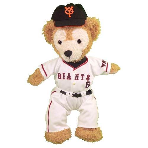 ダッフィー/S用 東京の2016年ユニフォーム風コスプレ衣装/野球 ※番号・ネーム指定可