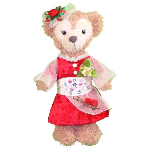 ダッフィー&シェリーメイ - S用 レースと花のサンタクロース(サンタガール) - クリスマス - その5