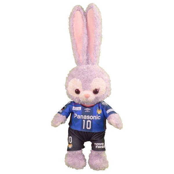 ステラ・ルー | Sサイズ用衣装 | 大阪の2018年の青いユニフォーム風コスプレ衣装 | サッカー ※番号・ネーム指定可