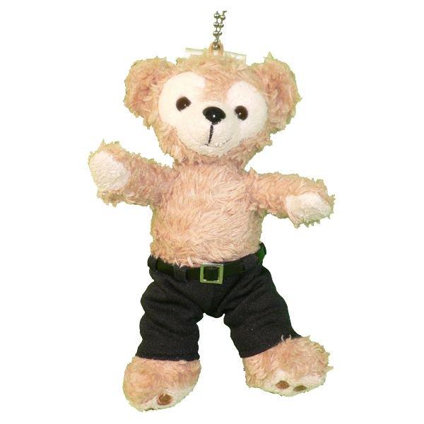 ダッフィー ぬいバサイズ(14cm)用 | ベルト通し付きカラーズボン | ズボン・パンツ
