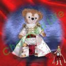 ダッフィー 服 Sサイズ 王子様風 ダッフィーのコスプレ服 衣装 SD 輝きのタクト ツナシ・タクト