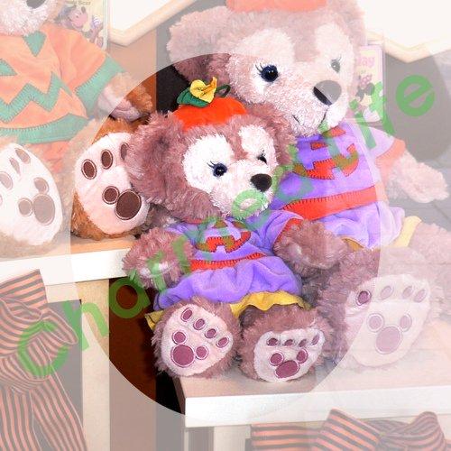 シェリーメイ,TDS正規商品,ポーチ,かぼちゃ2010