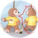 ダッフィー 服 ポーチサイズ カラフルなツアーシャツのセット ダッフィーのコスプレ服 衣装 SHINee 色選択可
