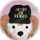 ダッフィー/S用 PAINT IT BLACK風の帽子/キャップ/森田