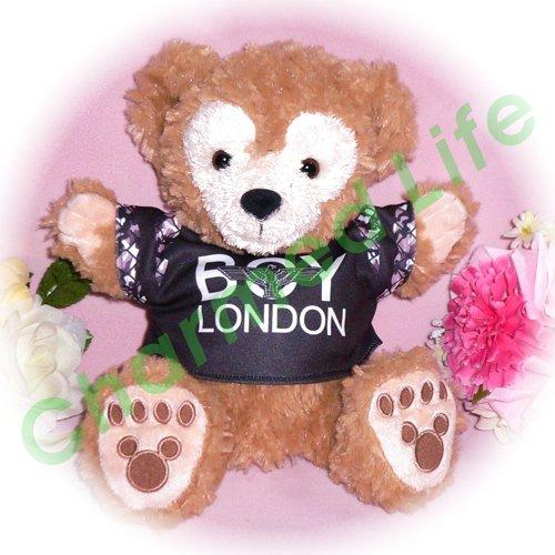 ダッフィー 服 パペット B.I.G(Boys in Groove)のBOY LONDON服風 ダッフィーのコスプレ服  衣装