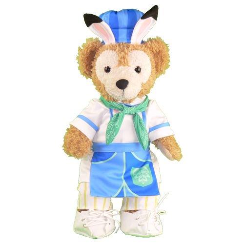 ダッフィー/S用 イースターパレードのシェフのダンサー風コスプレ衣装/デ○ズニー