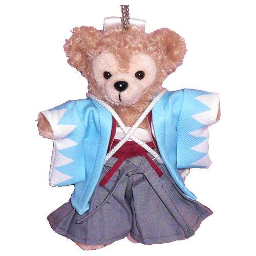 ダッフィー/ぬいバ用 和装 誠の羽織風コスプレ衣装/薄桜鬼/原田左之助