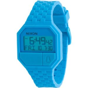 NIXON(ニクソン)Nixon Rubber Re-Run Sky Blue, One Size