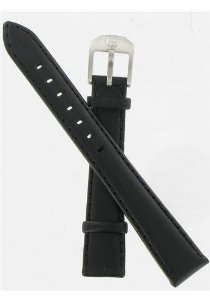 Luminox(ルミノックス)15mm Black Dress Field Leather Watchband,