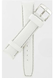 Luminox(ルミノックス)20mm White Leather Watchband,